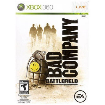Ea Digital Illusions Creative Entertainment Ab Dice Battlefield-Bad Company (Xbox 360) - Pre-Owned