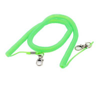 6 Meters Green Assistant Helper Contractility Stretchy Fishing Rope
