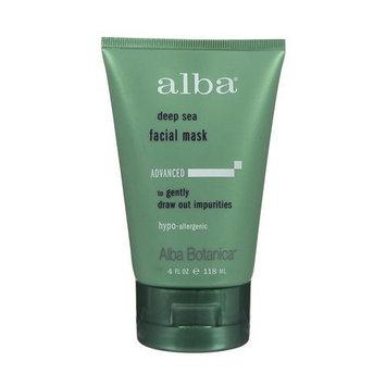 Alba Botanica Deep Sea Face Mask-4 oz (Pack of 3)