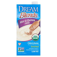 The Hain Celestial Group Inc. Dream, Rice N Quinoa Blnd Original, 32 Fo (Pack Of 6)