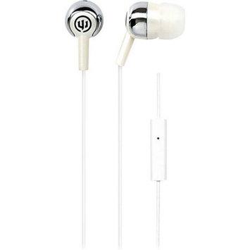 Wicked Audio Deuce Ear Buds w/Mic Pink