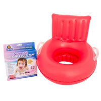 On-the-go Inflatables Llc Red Potty Seat