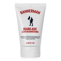 Bannerman Beard-Aide Leave-in Beard Grooming Lotion with