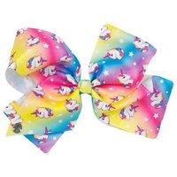 Nickelodeon JoJo Siwa Giant Rainbow Unicorn Bow Hair Clip