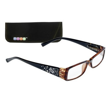 Select-A-Vision 8024300bn Deco Readers, Brown