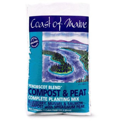Coast of Maine 1P Penobscot Blend Complete Planting Mix, 30 lbs