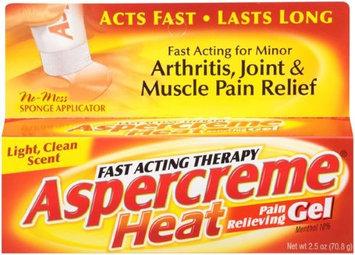 Aspercreme Pain Relief 10% Strength Gel 2.5 oz.