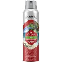 Procter & Gamble Old Spice ® Fiji Invisible Spray Anti-Perspirant & Deodorant 3.8 oz. Aerosol Can
