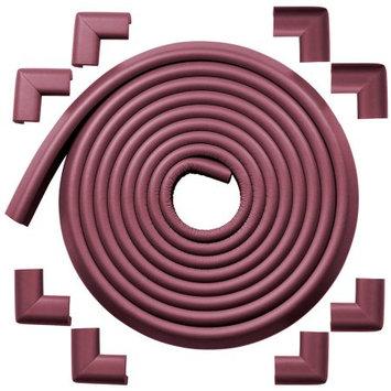 Wadeo 4.6M/15ft Edge + 8 Corners Safe Edge and Corner Cushion