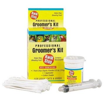 Miracle Care Kwik Stop Styptic Powder, 0.5 Oz [groomers kit]