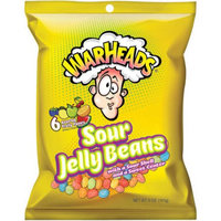 Us Toy Company US Toy CA465X20 WarHeads Sour Jelly Beans 5 oz - 20 Per Pack