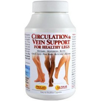 Circulation & Vein Support for Healthy Legs 180 Capsules