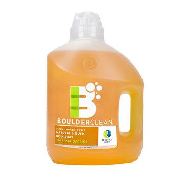 Boulder Clean Dish Soap Refill, Valencia Orange, 100 Fl Oz