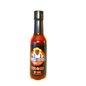 Uncle Keith's Gourmet Foods Code Red Hot Sauce