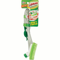 Libman Gentle Touch Scrubber and Dish Brush