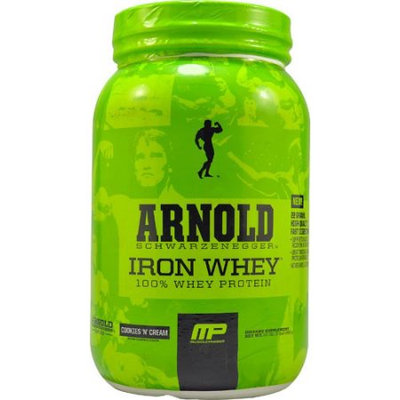 Iron Whey - 2lb - Cookies 'N' Cream