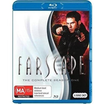 Alliance Entertainment Llc Farscape: Season 1 [5 Discs] (blu-ray Disc)