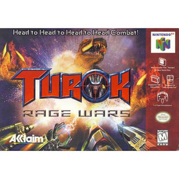 Acclaim TUROK RAGE WARS -NINTENDO 64