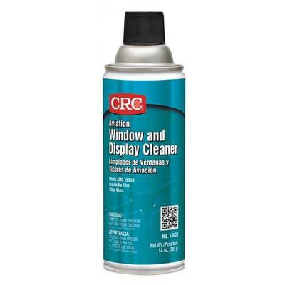CRC AVIATION WINDOW & DISPLAY CLEANER 10420 Window and Display Cleaner
