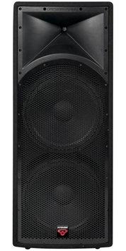 Cerwin-Vega! Intense INT-252 V2 350 W RMS - 1400 W PMPO Speaker - 2-way - Black - 44 Hz to 19.80 kHz - 4 Ohm - 94 dB Sensitivity - Portable