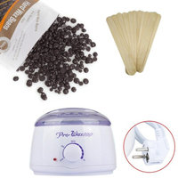 Hair Removal Waxing Kit,Mailat Hair Removal Hot Paraffin Wax Warmer Heater Pot Machine Depilatory Hard Wax Bean