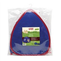 Hagen Living World Tent Size: Large, Color: Blue / Grey