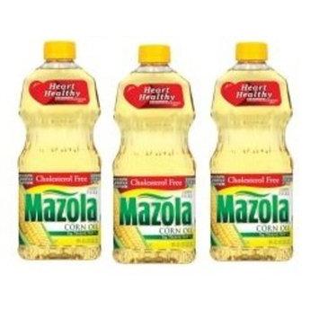 Mazola Corn Oil, 40 fl oz (Pack of 3)