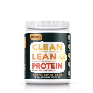 Clean Lean Protein Smooth Vanilla NuZest 17.6 oz Powder