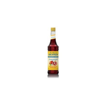 Monin Sugar Free Pomegranate Syrup (Sugar Free, Calorie Free), 33.8-Ounce Plastic Bottle (1 liter Bottle)