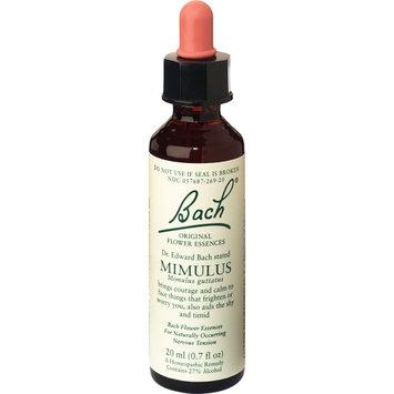 Bach 0233718 Flower Remedies Essence Mimulus - 0.7 fl oz