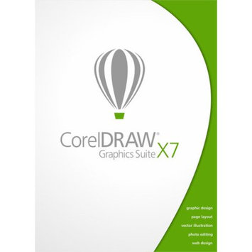 Roxio HSX7ENMBAM CorelDRAW Home and Student Suite X7 (Digital Code)