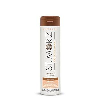 St. Moriz Professional Self Tan Lotion Medium 250ml