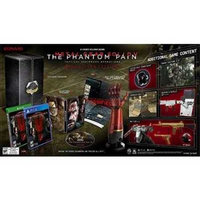 Microsoft Corp. Metal Gear Solid V: The Phantom Pain Collector's Edition (PlayStation 4)