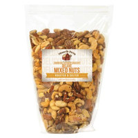 Office Snax All Tyme Favorite Nuts, Deluxe Nut Mix, 34 oz Bag - OFX00098