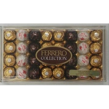 Ferrero Rocher Collection Chocolate Gift Box, 12.7 Oz., 32 Count