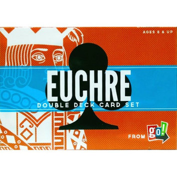 Go Games Euchre 2 Deck Card Game