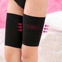 Fenleo 1 Pair Slimming Thighs Shaper Elastic Stretch Plastic leg socks for Leg