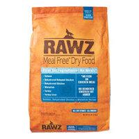 Rawz Natural Pet Food Salmon, Chicken & Whitefish Dry Dog Food, 20 Lb