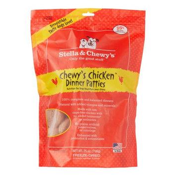 Stella & Chewy's Raw Freeze-Dried Dog Chicken 25 oz