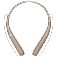 LG Tone Pro Gold Wireless Stereo Headset