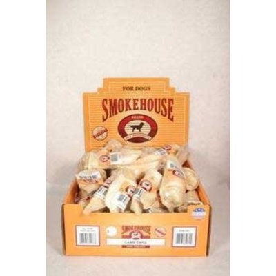 Smokehouse Pet Products DSM84268 40-Pack Lamb Ear Dog Treat Shelf Display Box