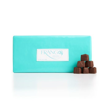 45-Pc. Dark Mint Wrapped Box Of Chocolates
