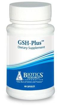 Biotics Research GSH-Plus 60 Capsules