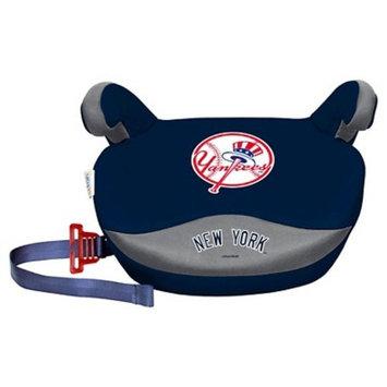 MLB Lil Fan Box Seat Premium Slimline No Back Seat Booster