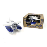 Green Toys Inc Green Toys Arctic Seaplane, White and Blue