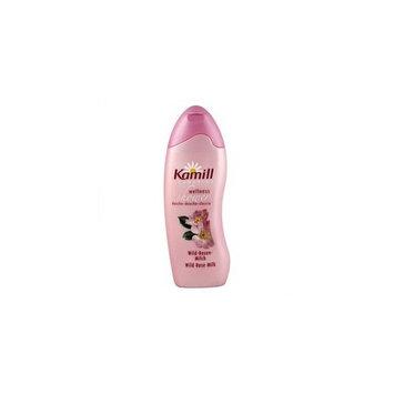 Kamill Shower & Care Wellness Shower Gel – Wild Rose Milk Wildrosen-Milch, Mild and Gentle Skin Cleanser, Skin Compatibility Dermatologically Approved, Skin...