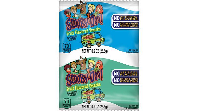 Betty Crocker™ Gluten Free Fruit Snacks Scooby-Doo!™ (96 ct) 0.9 oz