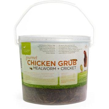 Purebird Pacific Bird & Supply Co Inc GRMT CHKN GRB MLWRM