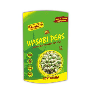Golden Beach, Inc. Wasabi Peas