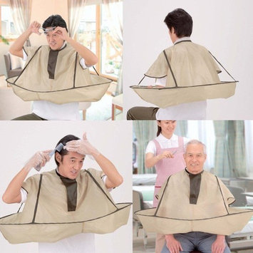 Bekia DIY Hair Cutting Cloak Umbrella Cape Salon Barber Salon And Home Stylists Using